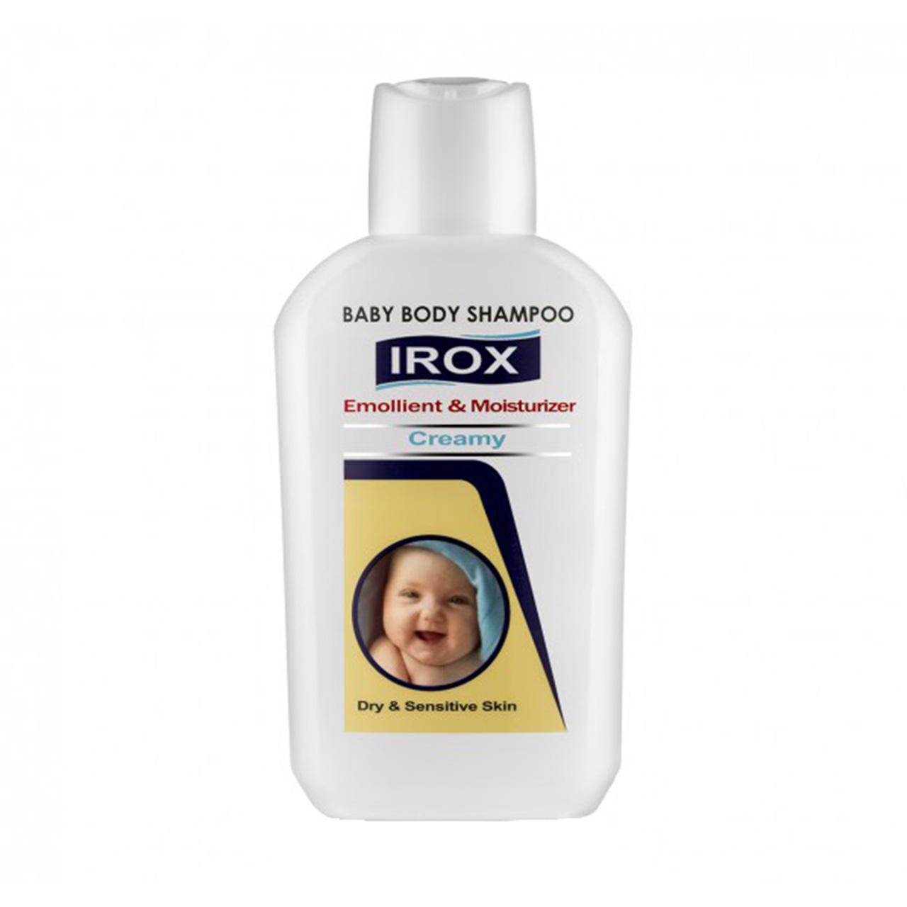 خرید                     شامپو بدن کودک ایروکس مدل 0501003 حجم 200 میلی لیتر
