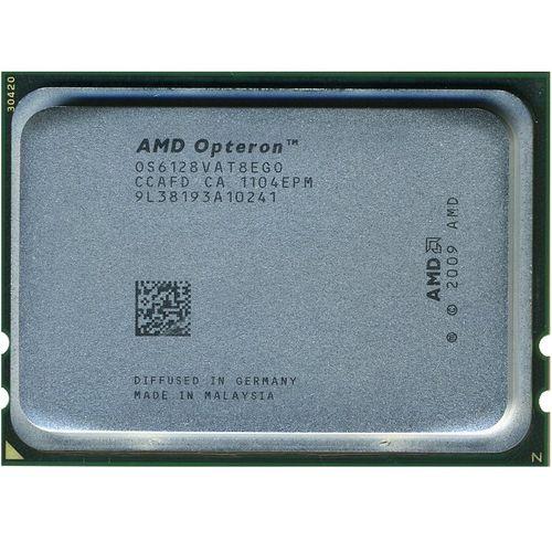پردازنده مرکزی ای ام دی مدل Opteron 6128