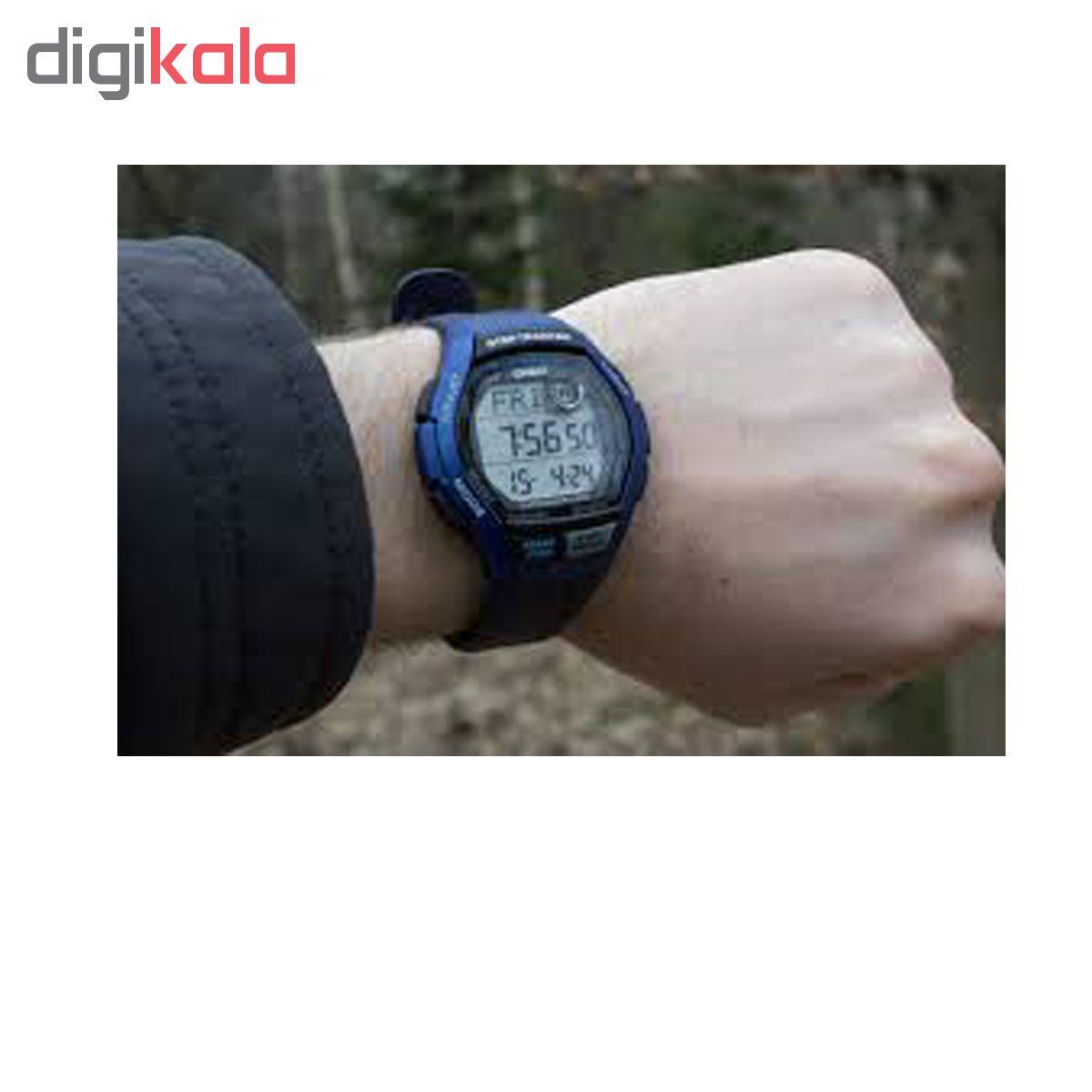 قیمت و خرید                      ساعت مچی دیجیتال کاسیو مدل WS-2000H-2AVDF