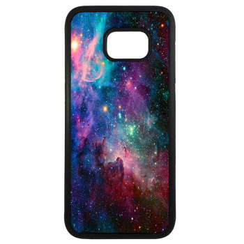 کاور طرح کهکشان کد 11054094080 مناسب برای گوشی موبایل سامسونگ galaxy s7 edge