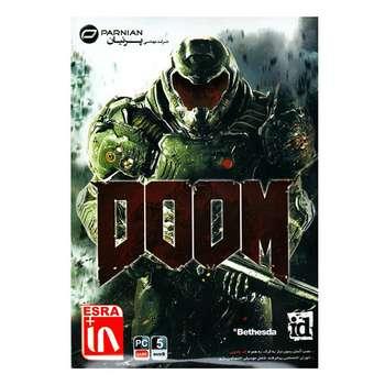 بازی DOOM مخصوص PC نشر پرنیان