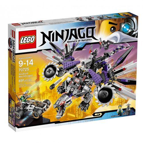 لگو سری ninjago کد  70725