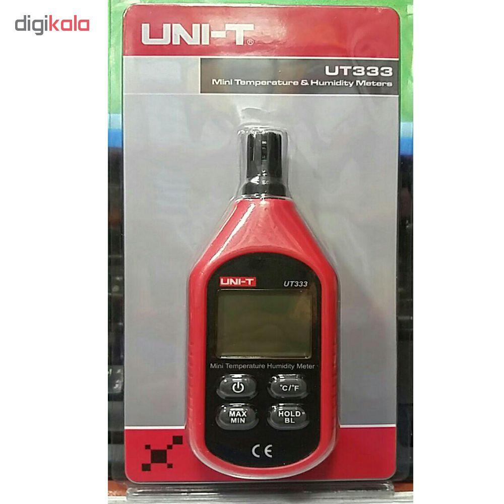 دماسنج و رطوبت سنج دیجیتالی یونی-تی مدل UT333