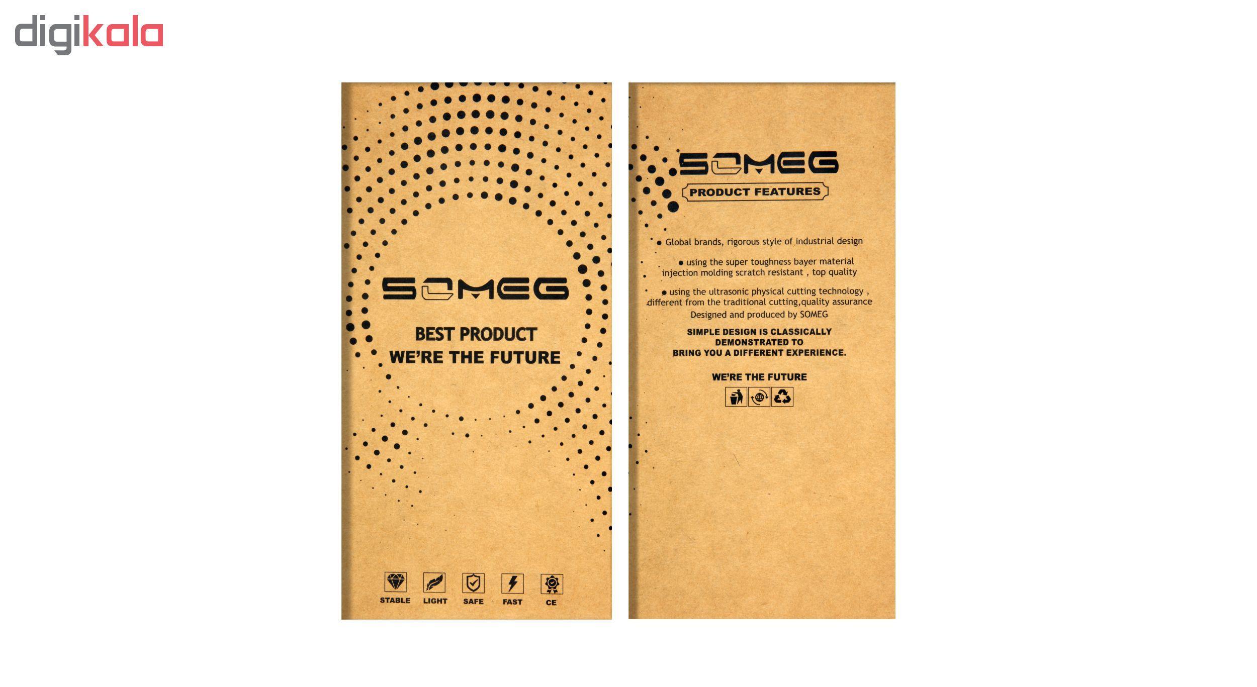 کاور سومگ مدل SC-i001 مناسب برای گوشی موبایل سامسونگ Galaxy A50 main 1 8