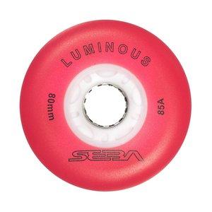 چرخ اسکیت سبا مدل Luminous 80 بسته 4 عددی