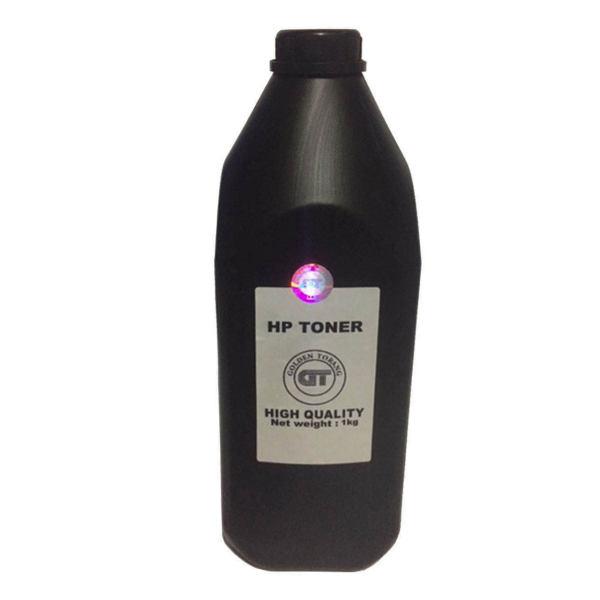 پودر شارژ مشکی 1000گرمی جی تی کد 001