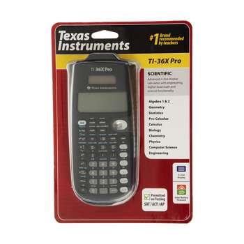 تصویر ماشین حساب TI-36X Pro تگزاس Texas_TI-36X Pro_Calculator