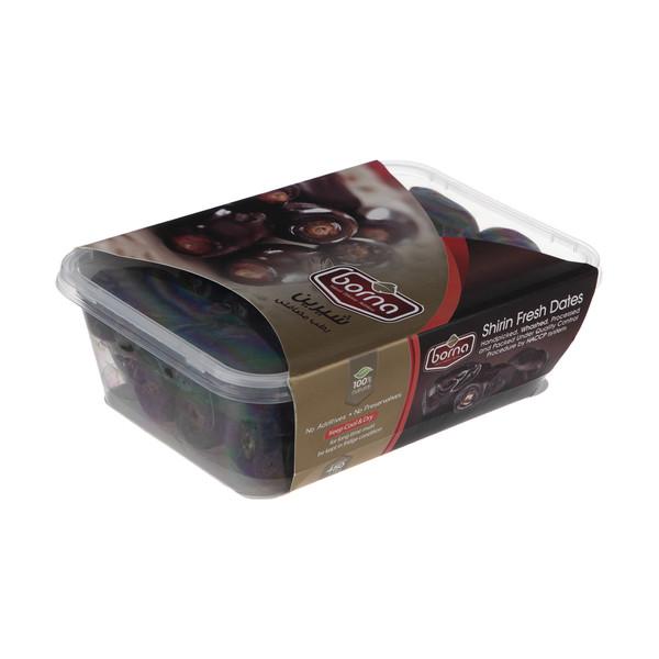 رطب مضافتی شیرین برنا - 450 گرم