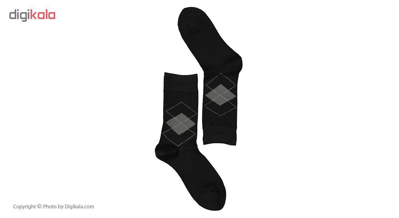 جوراب مردانه فرد مدل g.n.002 بسته 6 عددی main 1 9