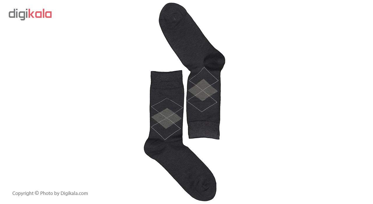 جوراب مردانه فرد مدل g.n.002 بسته 6 عددی main 1 13