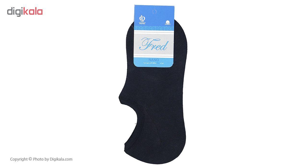 جوراب مردانه فرد مدل g.k.001 بسته 6 عددی main 1 4