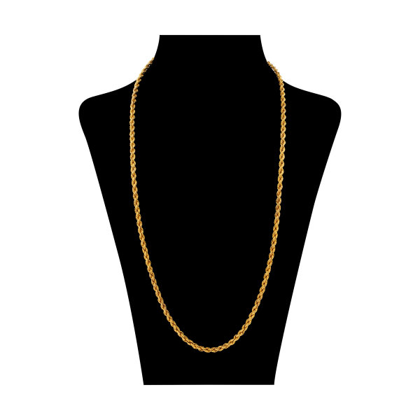 زنجیر طلا 18 عیار زنانه کد 56568