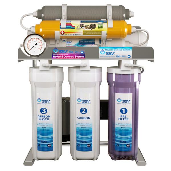 دستگاه تصفیه کننده آب اس اس وی مدل MaxSpring X920