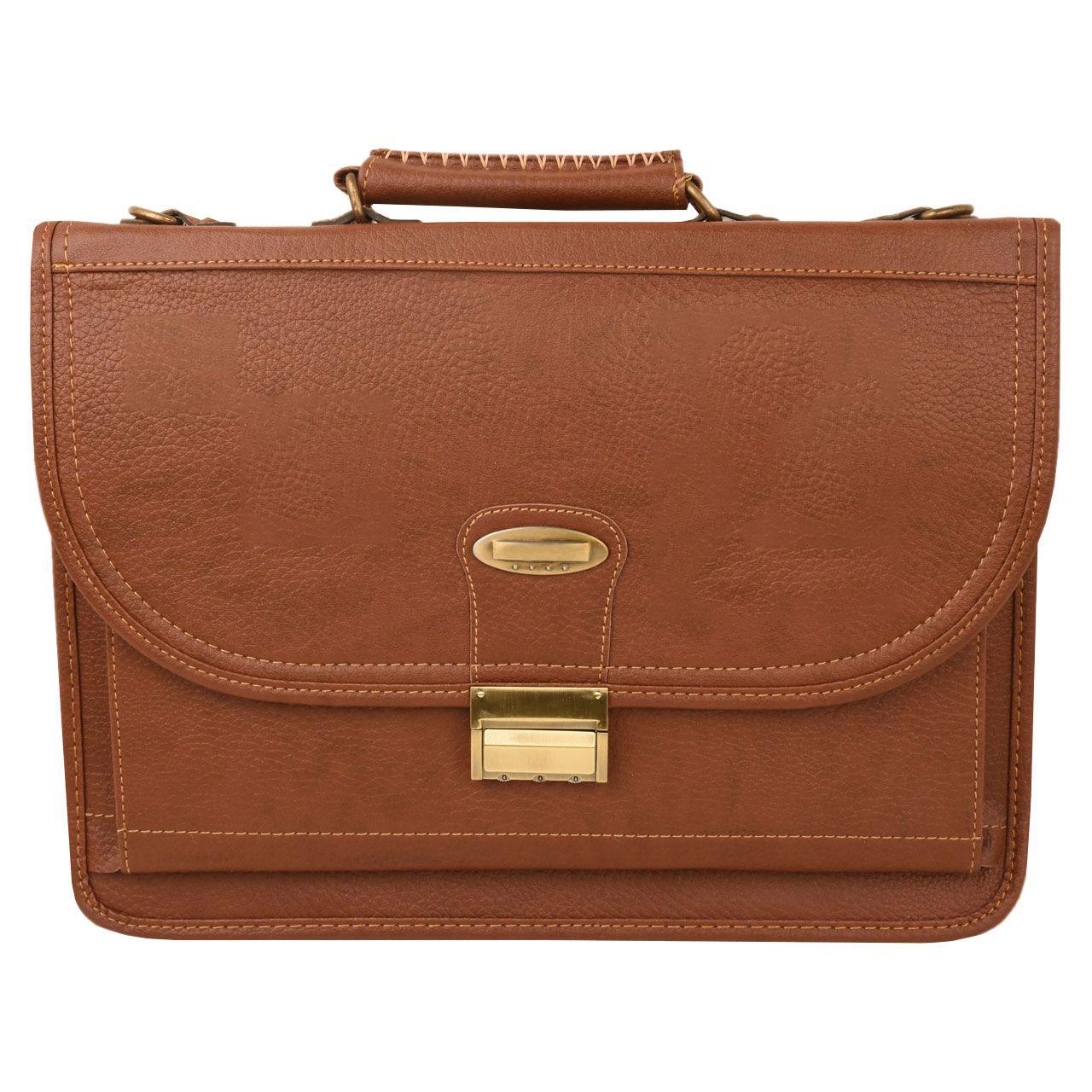 قیمت کیف اداری مردانه پارینه کد 1-P261