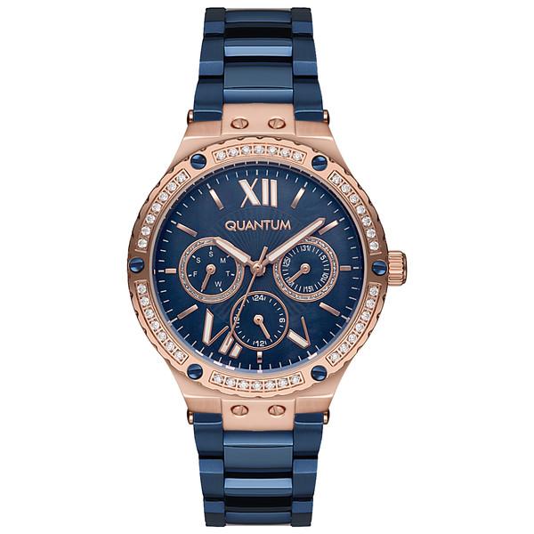 ساعت مچی عقربه ای زنانه کوانتوم کد IML754.490