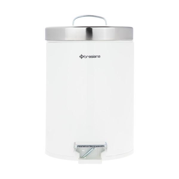 سطل زباله براسیانا مدل BPB-120-2 ظرفیت 5 لیتر