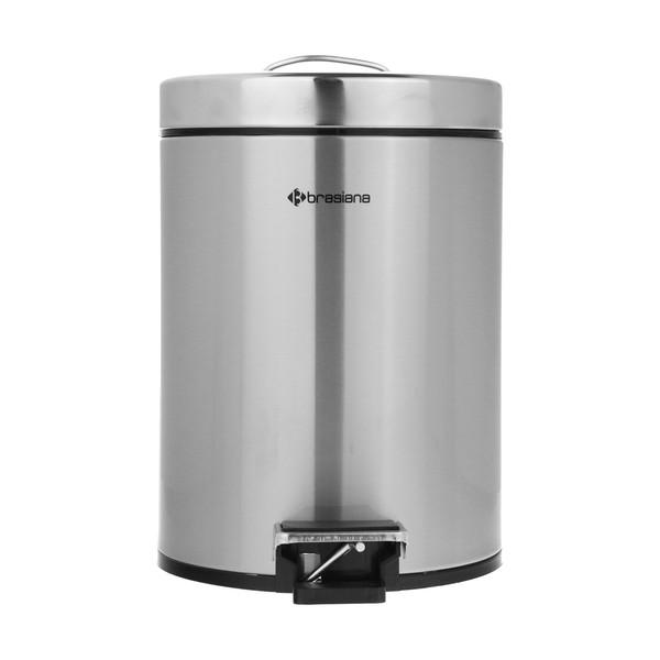 سطل زباله براسیانا مدل BPB-120-1 ظرفیت 5 لیتر