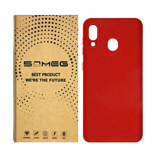 کاور سومگ مدل SC-i001 مناسب برای گوشی موبایل سامسونگ Galaxy A30