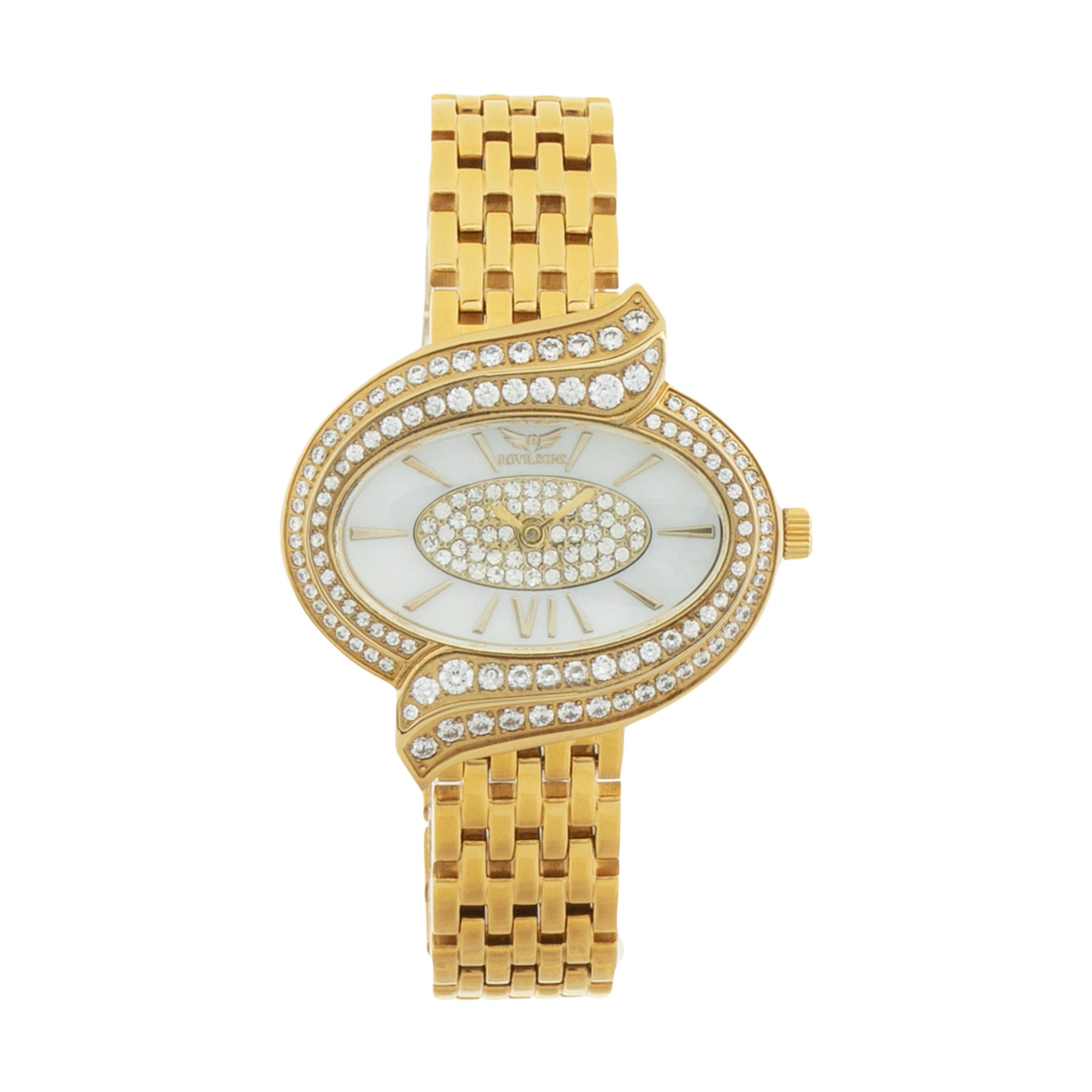ساعت مچی عقربه ای زنانه راویلسون کد RW-1040-1