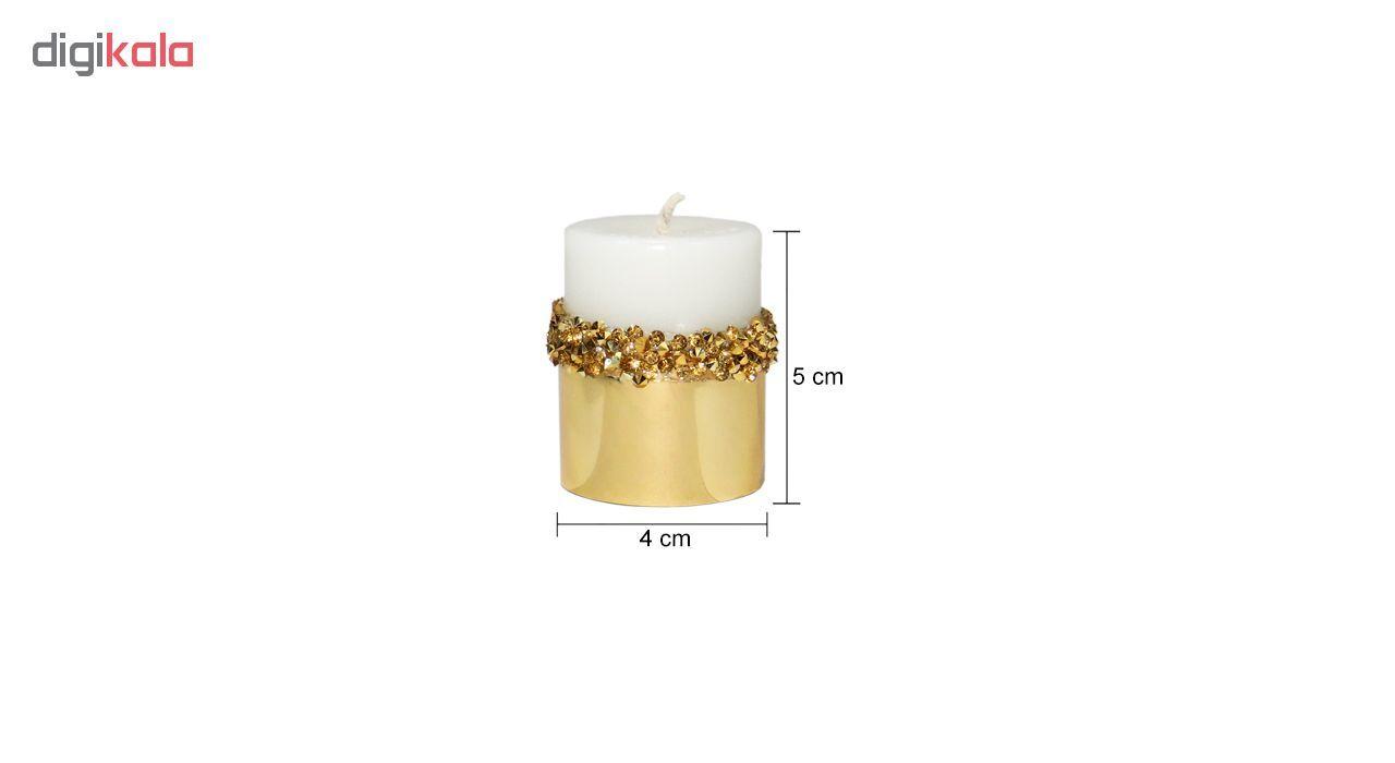 شمع مدل ID-0806 بسته 3 عددی main 1 3