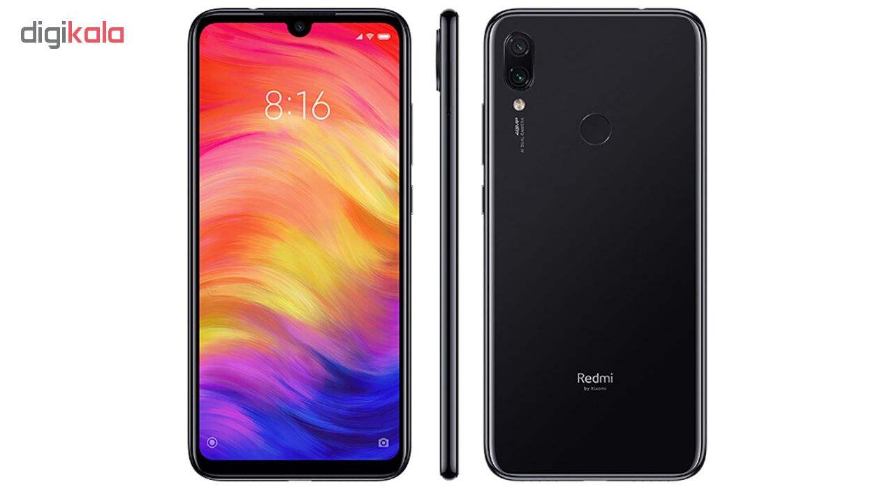 مشخصات قیمت و خرید گوشی موبایل شیائومی مدل Redmi Note 7 M1901f7g دو سیم کارت ظرفیت 64 گیگابایت دیجی کالا
