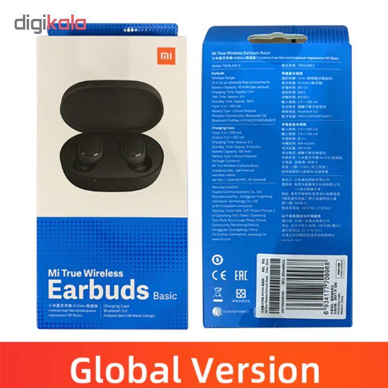 هدفون بی سیم شیائومی مدل Earbuds Basic main 1 2