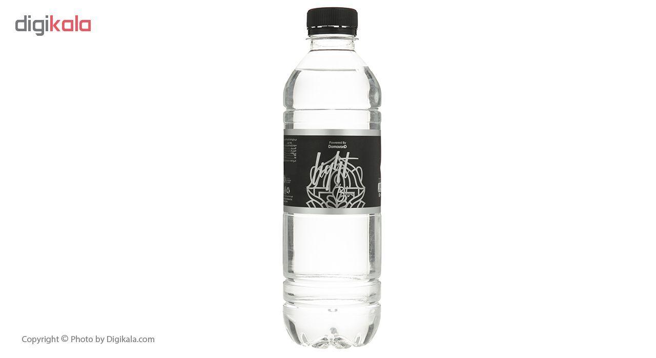آب آشامیدنی لایت بلو حجم 500 میلی لیتر بسته بندی 12 عددی main 1 2