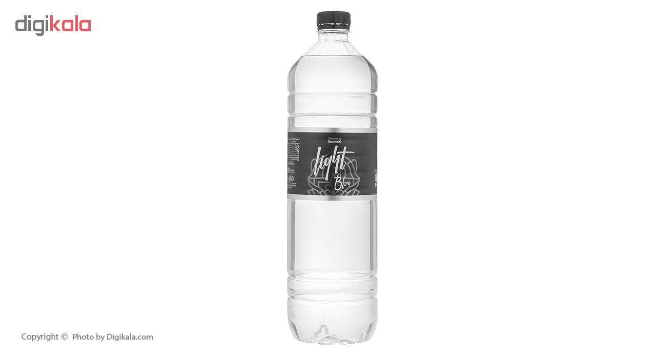 آب آشامیدنی لایت بلو حجم 1.5 لیتر بسته 6 عددی