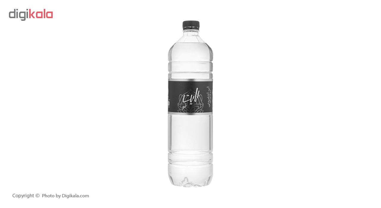 آب آشامیدنی لایت بلو حجم 1.5 لیتر بسته 6 عددی main 1 2