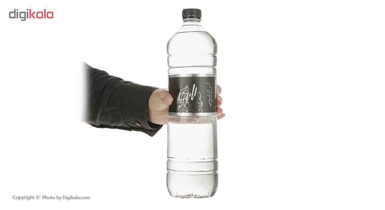 آب آشامیدنی لایت بلو حجم 1.5 لیتر بسته 6 عددی main 1 4