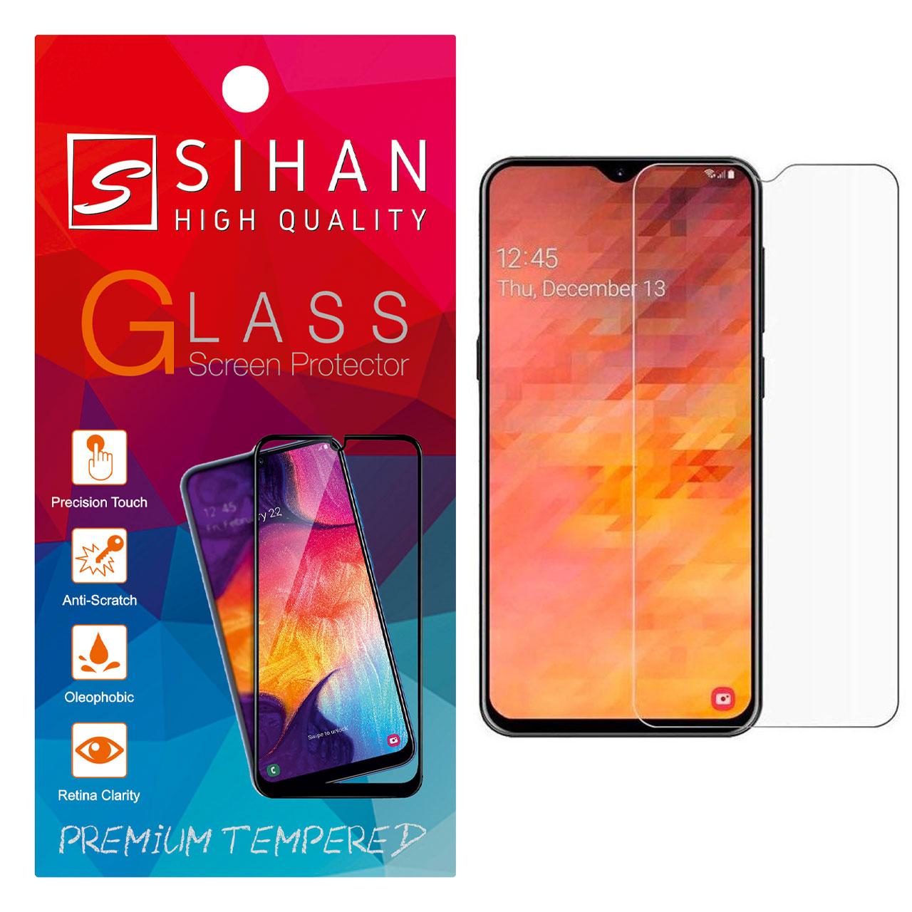 محافظ صفحه نمایش سیحان مدل CLT مناسب برای گوشی موبایل سامسونگ Galaxy A20