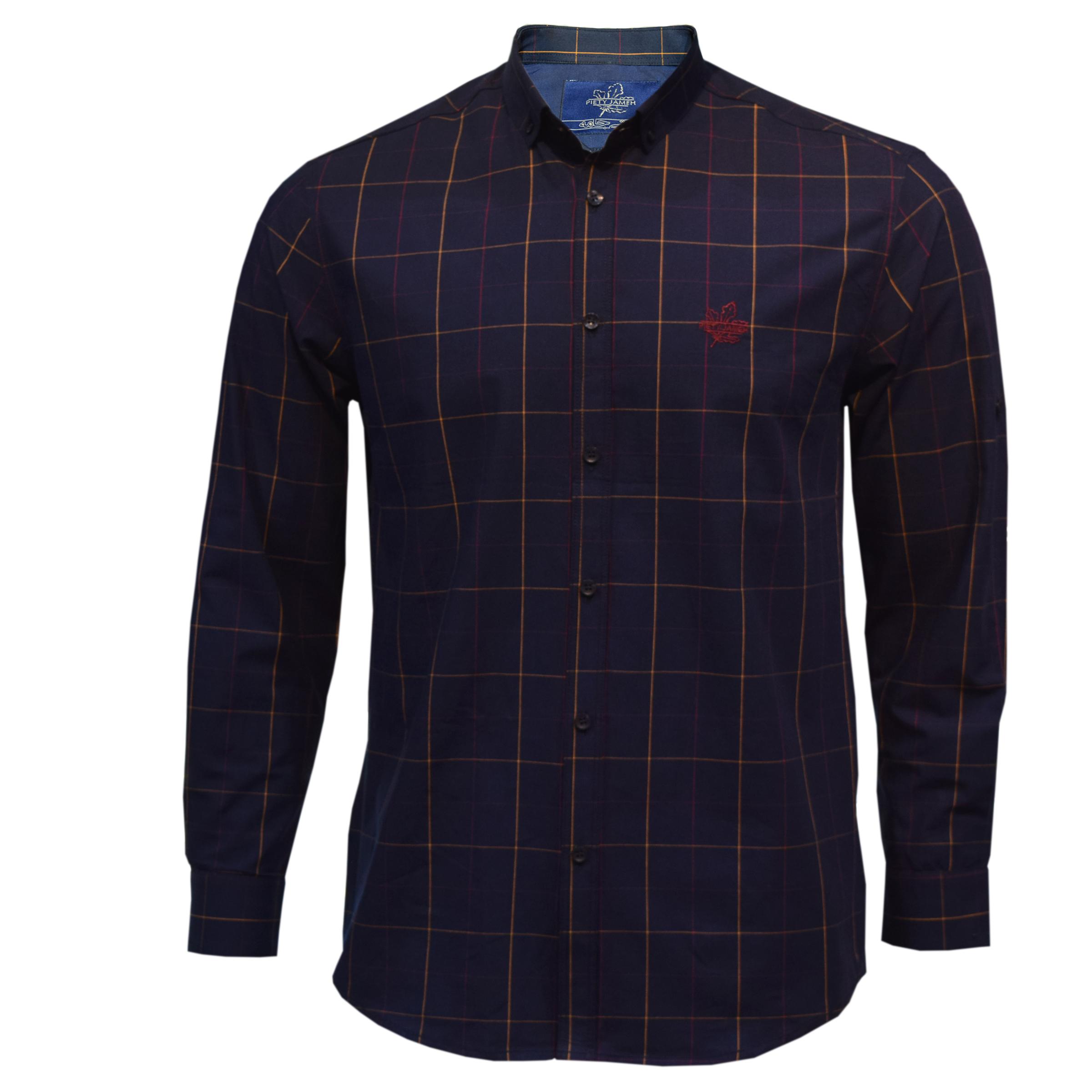 پیراهن مردانه پایتی جامه کد 1870977