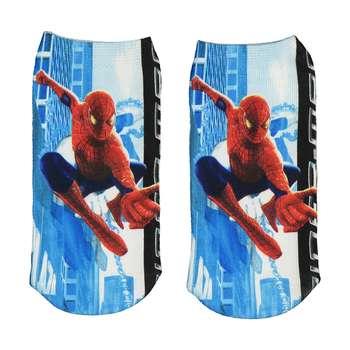 جوراب طرح مرد عنکبوتی 2