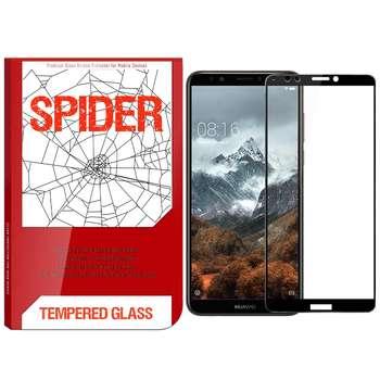 محافظ صفحه نمایش اسپایدر مدل S-FG002 مناسب برای گوشی موبایل هوآوی Y7 Prime 2018