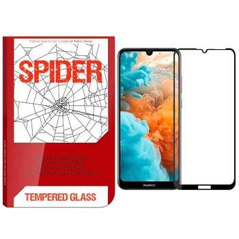 محافظ صفحه نمایش اسپایدر مدل S-FG002 مناسب برای گوشی موبایل هوآوی Y6 Pro 2019