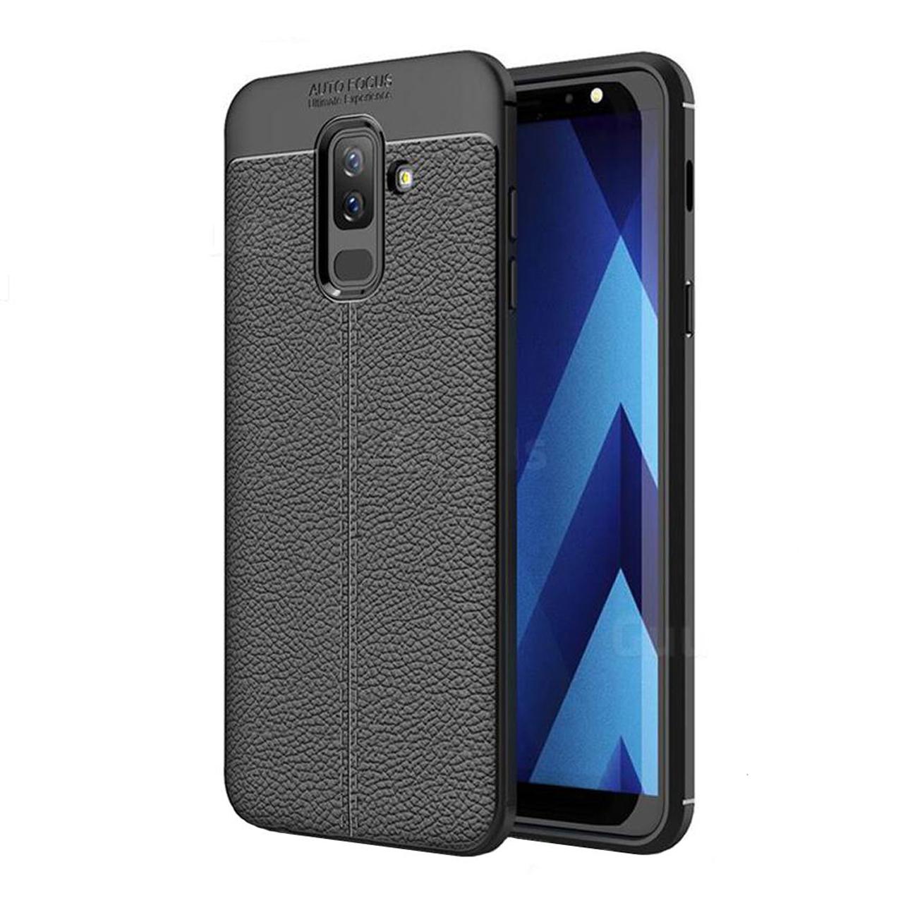 کاور مورفی مدل Auto7 مناسب برای گوشی موبایل سامسونگ Galaxy A6 Plus