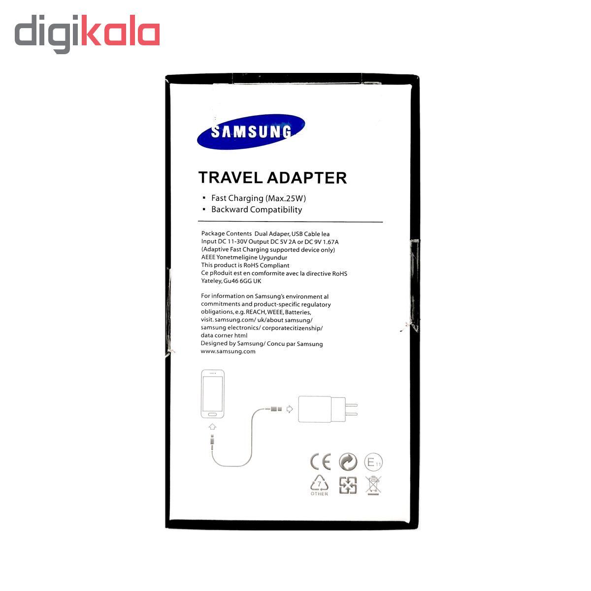 مجموعه لوازم جانبی موبایل مدل  SP-TA200 main 1 3