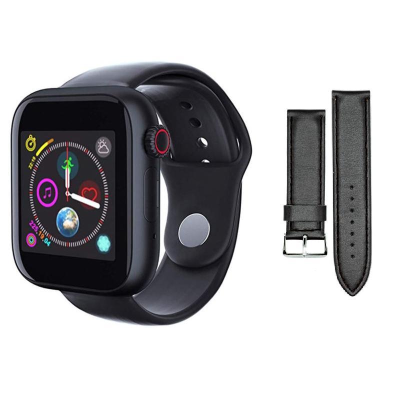 ساعت هوشمند مدل SM140 به همراه بند
