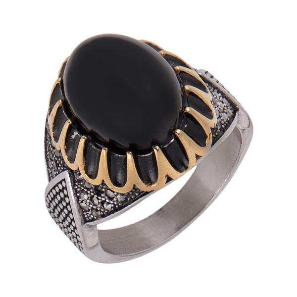 انگشتر مردانه مون لایت کد R2022