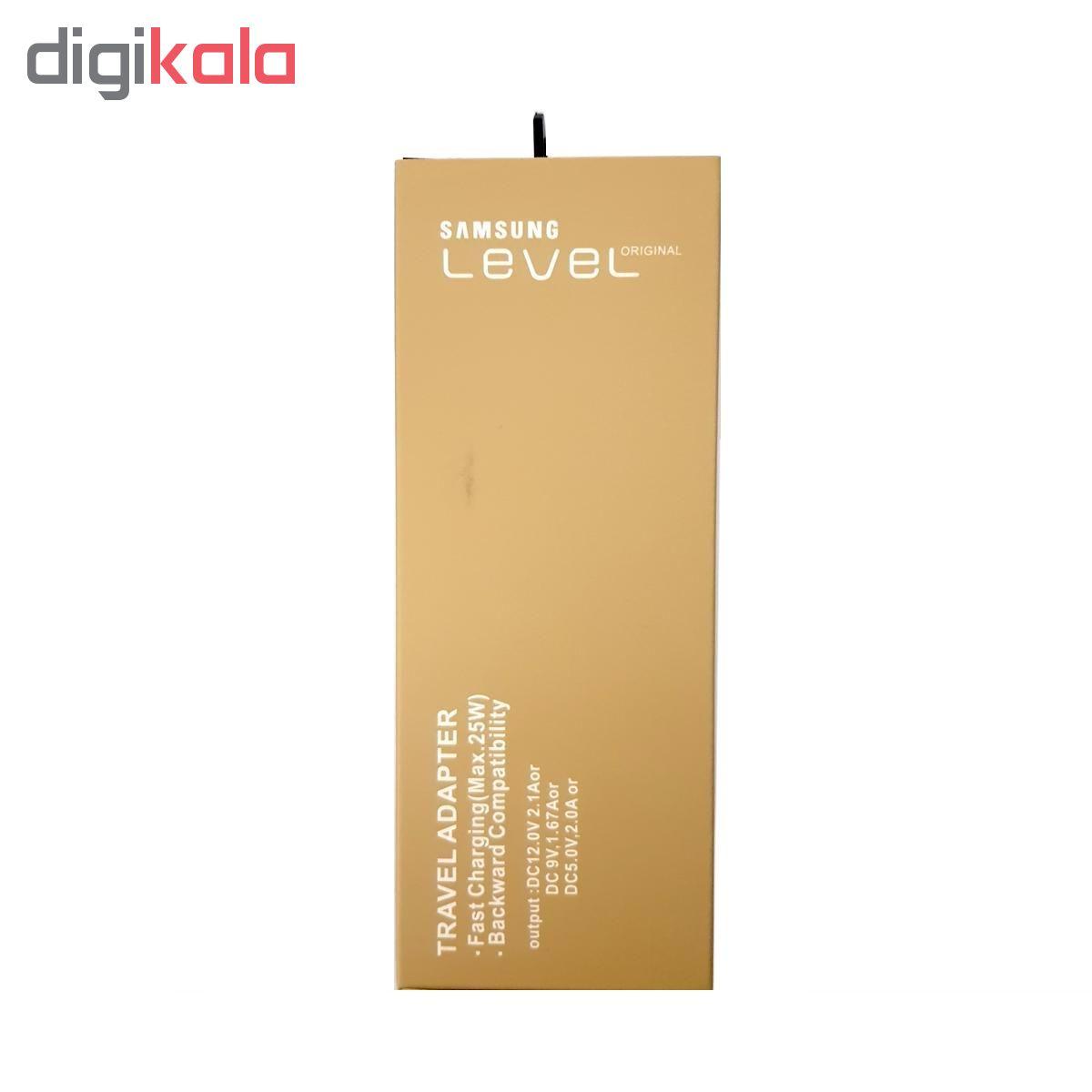 مجموعه لوازم جانبی موبایل مدل LEVEL main 1 3