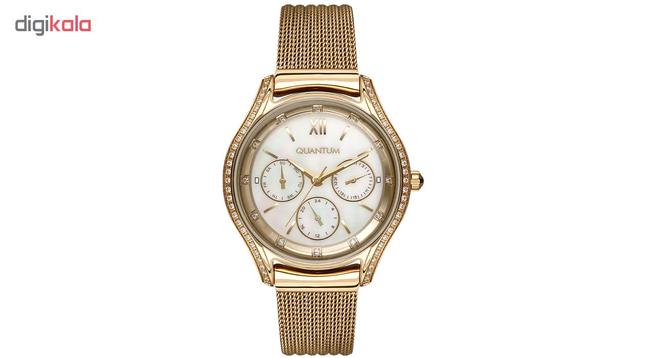 ساعت  زنانه کوانتوم کد IML759.120