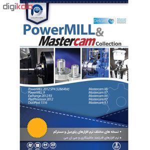 مجموعه نرم افزاری PowerMill & MasterCAM Collection نشر مجتمع نرم افزاری پارس