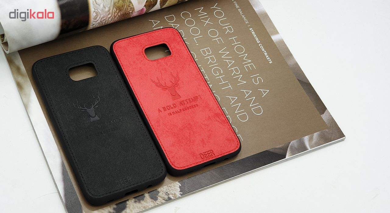 کاور مدل DEE-05 مناسب برای گوشی موبایل سامسونگ Galaxy S7 Edge