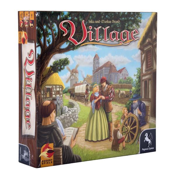 بازی فکری پگاسوس اسپیله مدل Village