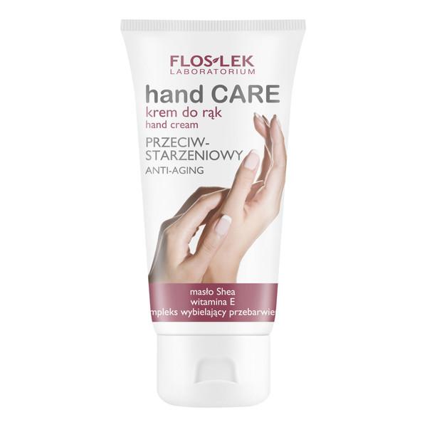 کرم ضدلک فلوس لک مدل Hand Care حجم 75 میلی لیتر