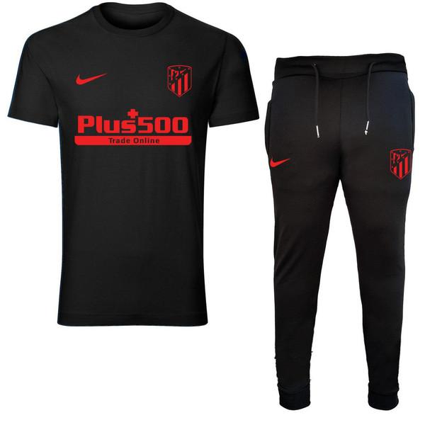 ست تی شرت و شلوار ورزشی مردانه کد 234Blr