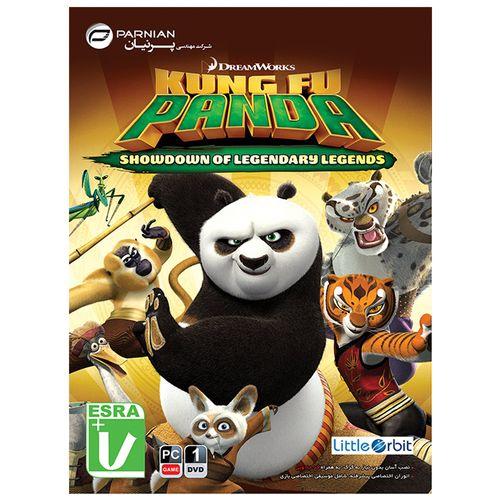 بازی Kung Fu Panda مخصوص PC نشرپرنیان