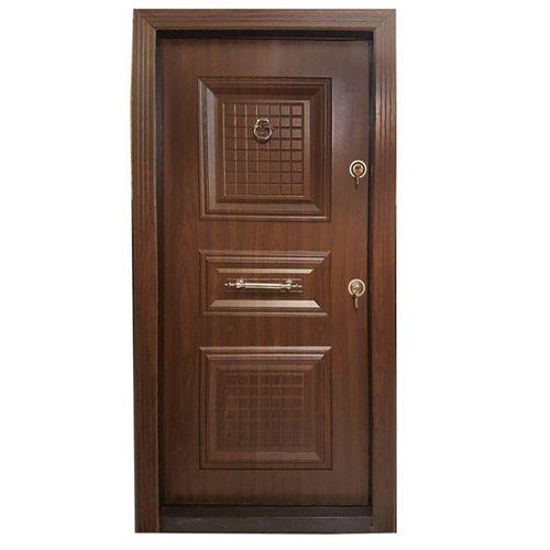 درب ضد سرقت طرح سه قاب کد 18L