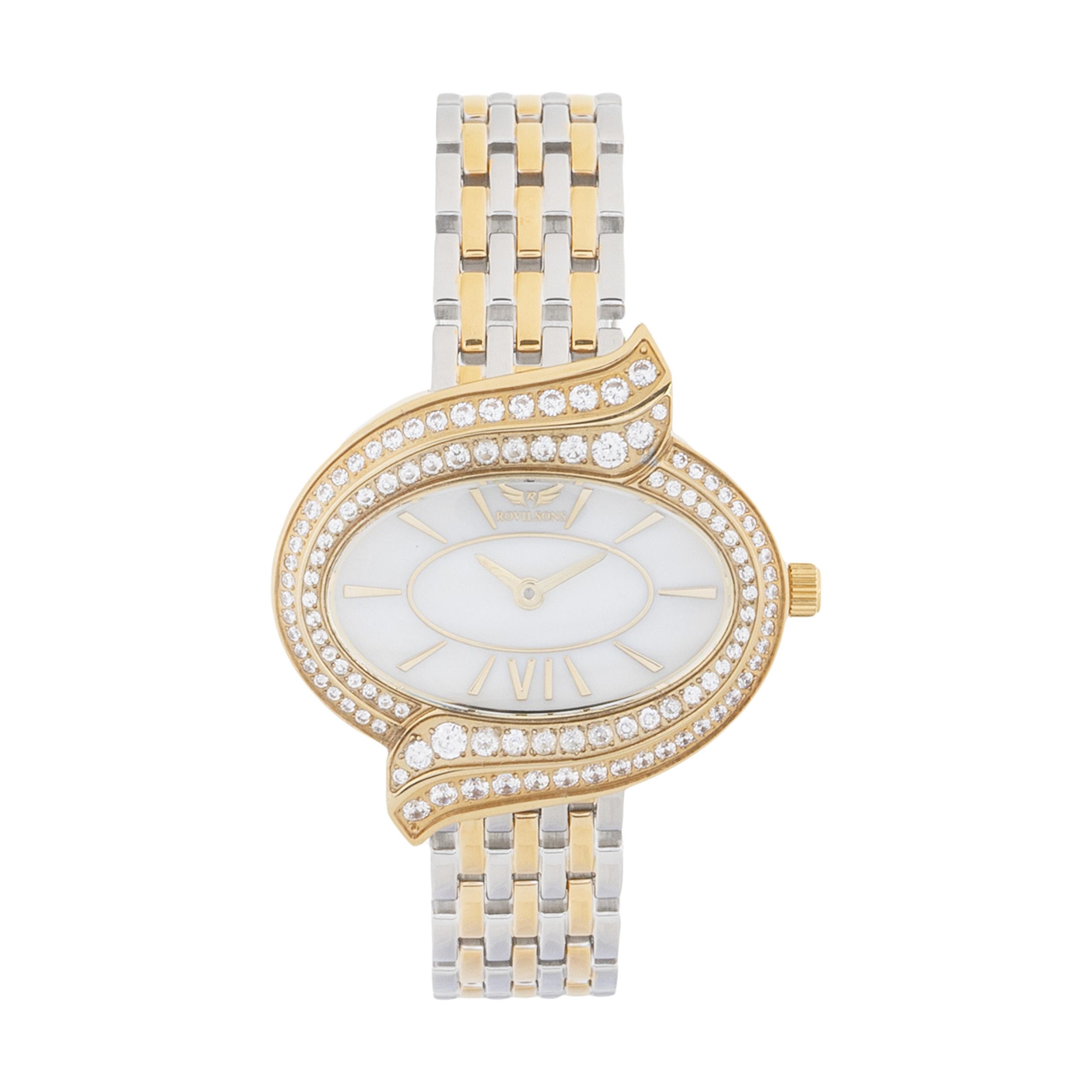ساعت مچی عقربه ای زنانه راویلسون کد RW-1040-2