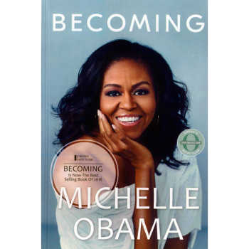 کتاب BECOMING اثر MICHELLE OBAMA انتشارات Crown Publishing Group